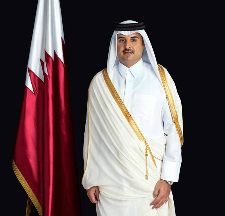 HH Sheikh Tamim Bin Hamad Al Thanni
