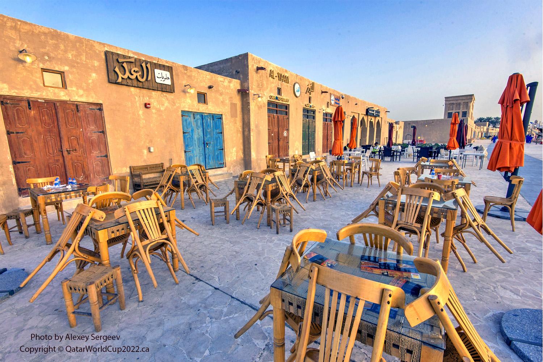 yaam restaurant wakra corniche
